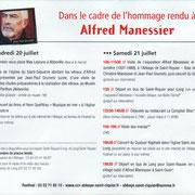 Les univers d'Alfred Manessier en Vallée de Somme - Festival de Saint-Riquier Baie de Somme
