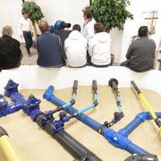 die technische Galerie der Wild Armaturen AG, Jona