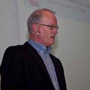 Gemeindepräsident Albert Iten