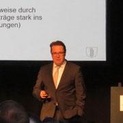 Beni Würth, Regierungsrat Kanton St. Gallen über aktuelles aus dem Kanton St. Gallen
