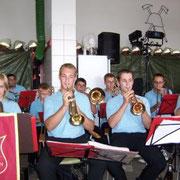 Feuerwehrfest in Neuwürschnitz