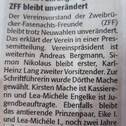 Rheinpfalz, ZR 12.08.2020