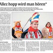 Rheinpfalz, ZR 11.11.2020