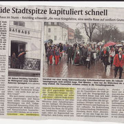 Rheinpfalz, ZR 09.01.2012