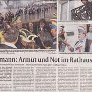 Rheinpfalz, ZR 7.1.2013