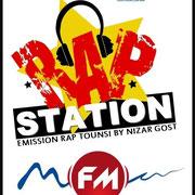 RAP STATION by Nizu Gost
