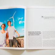 Portfolio Dorina Rundel - Grafikdesignerin: Netzentwicklungsplan - Coporate Publishing 2