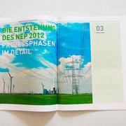 Portfolio Dorina Rundel - Grafikdesignerin: Netzentwicklungsplan - Coporate Publishing 3
