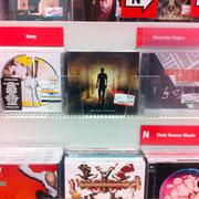 "Portfolio Dorina Rundel - Grafikdesignerin: Marc Miroir (PASO) - CD Cover ""Hitting Home"""