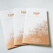 Portfolio Dorina Rundel - Grafikdesignerin: B/S/H Bosch-Siemens-Haushaltsgeräte Mitarbeiterevent - Broschüre