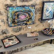 A l'étage : Jean-Jacques Ligot, ANAHID céramiques