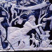 Natura mito paesaggio Magna Grecia Pompei Milano