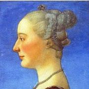 Mostra Dame dei Pollaiolo Milano