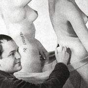 Mostra Piero Manzoni Milano