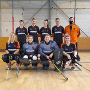 Equipe féminine de rink hockey de Noisy (source photo : club de Noisy)