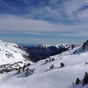 Ski domaine du Tourmalet - Barèges - La Mongie - FTC SPORT