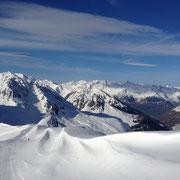 Ski domaine du Tourmalet - Barèges - La Mongie