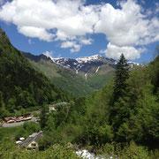 Col d'Aubisque versant gourette - FTC SPORT