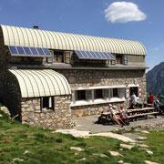 Refuge Larribet - Pyrénées - Arrens-Marsous - FTC SPORT