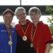 Marlies Fieguth  Platz 3 in 800m Freistiel