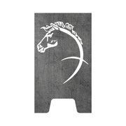 Feuertonne Pferd