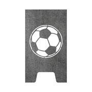 Feuertonne Fußball