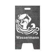 Feuertonne Wassermann
