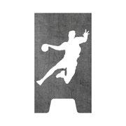 Feuertonne Handballer