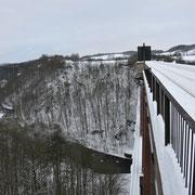 Talseite Richtung Plauen Januar 2011