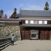上田城櫓門