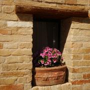 Particolare della finestra