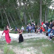 La danza delle fate attorno a Zena  (Teresa Montemorà).