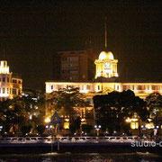 粤海関大楼(1916年築) 現在は中国海関博物館広州分館として使用されてます [2010/11/28]