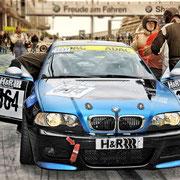BMW M3 Rennstrecke