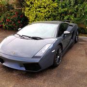 Lamborghini Superleggerra selber fahren