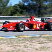 Formel 1 selbst fahren