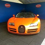 Bugatti Veyron mieten