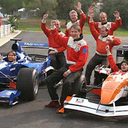 Formel 1 selber fahren Le Luc