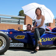 Formel 1 selber fahren Le Luc AGS Frankreich
