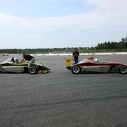 Formel ADAC Rennwagen selber fahren Hockenheimring