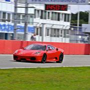 Ferrari Renntaxi