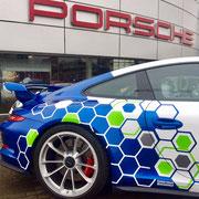 Porsche Rennwagen selber fahren Nürburgring Cayman