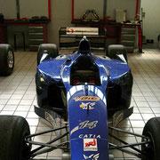 Selbst im Formel 1 fahren