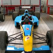 Formel 1 Renntaxi für 2
