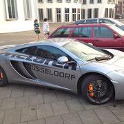 Mc Laren Sportwagen mieten