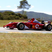 selber im Formel 1 fahren