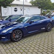 Nissan GTR mieten