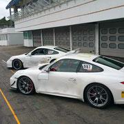 Rennwagen selber fahren Hockenheimring Porsche 911 GT3