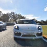 GT3 Rennwagen selber fahren Hockenheimring