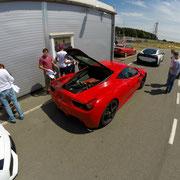 Ferrari Motorsport Event